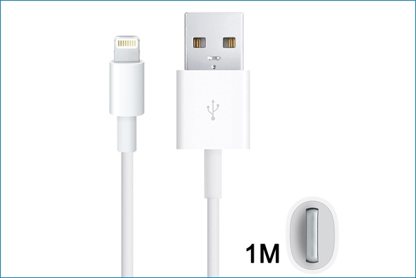 Cable Usb Iphone 1 M