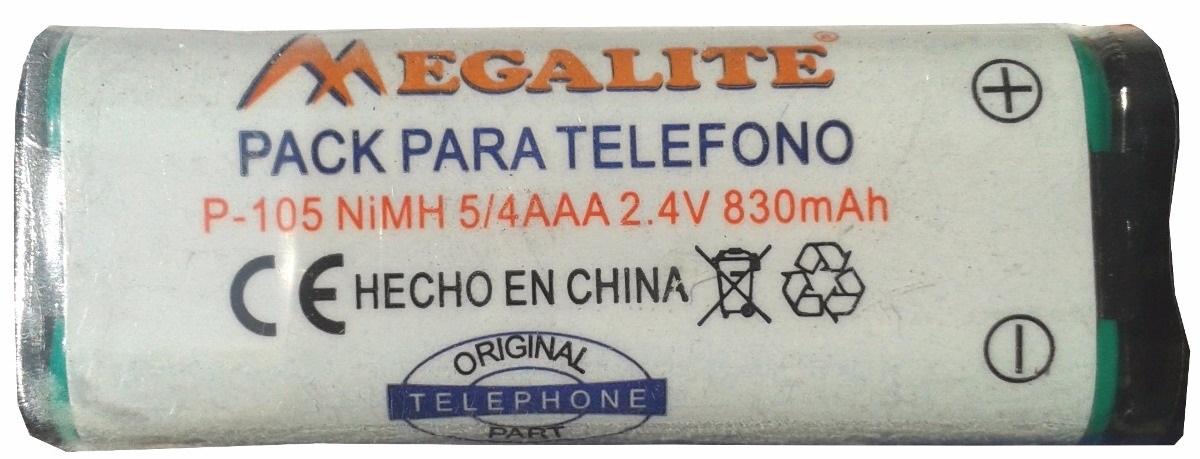 Bateria P105 Megalite/ Probattery