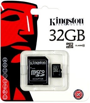 Memoria Kingston 32gb 100mb Clase 10