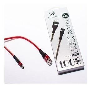 Cable Celular Micro Usb Royalcell 2a