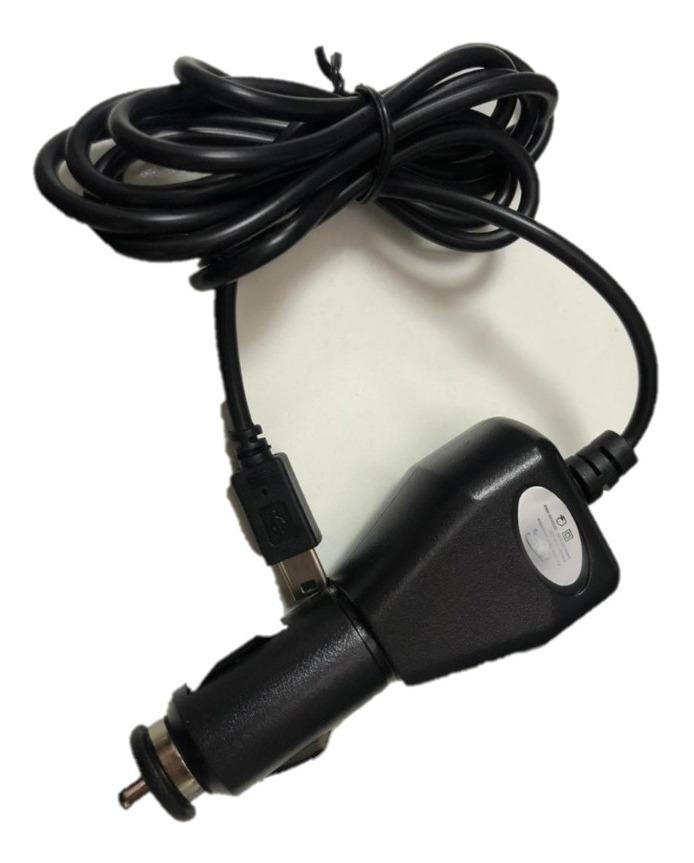 Cargador Gps Cable Liso