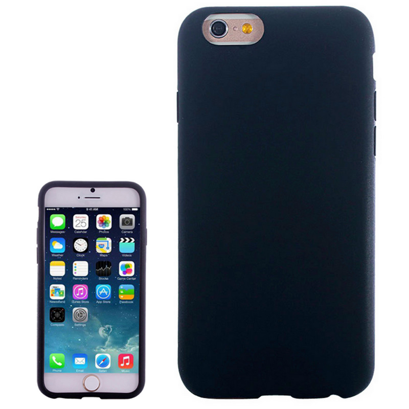 carcasa silicona iphone 6plus