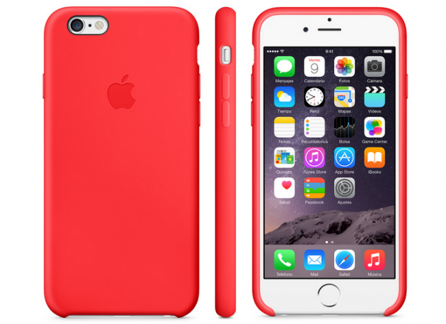 carcasas iphone 6 silicona originales